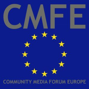 Logo: Community Media Forum Europe