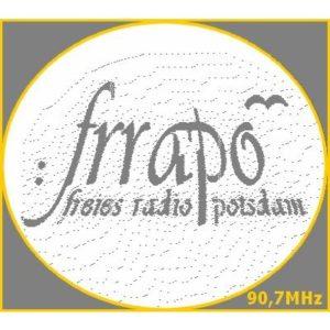 Logo: Freies Radio Potsdam 2011