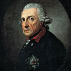 Stock: Friedrich der Zweite