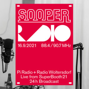 Logo Sooperradio 2021